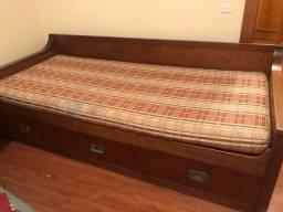 Sofá-cama com bicama!!! Imperdível !!!!!