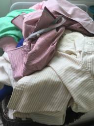 10  camisas socais apenas 150,00