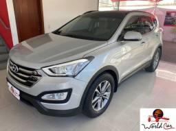 Hyundai/Santa Fé 3.3 Gls V6 - Gasolina - 07 Lugares