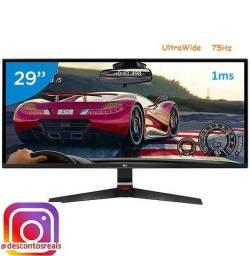 Monitor Gamer LG 29? Full HD UltraWide IPS 75kHz 1ms