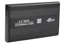 Case Para Hd Externo Notebook Sata 2.5 Usb Pc - 8460