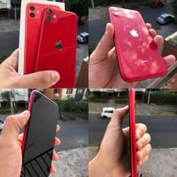 Iphone 11 64GB Red (Vermelho)
