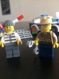 Kit Lego City Polícia