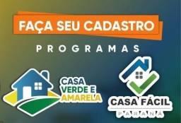Título do anúncio: XFT - Cadastro - Casa Fácil - 15mil de Desconto!!!
