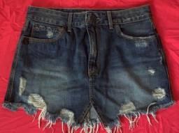 Título do anúncio: Saia jeans JohnJohn TAM 36/38