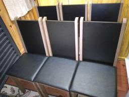 06 cadeiras novas.(Entrego)