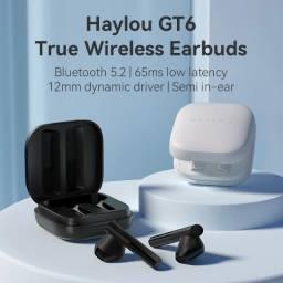Título do anúncio: Haylou GT6 Preto/Branco