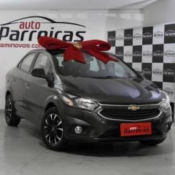 GM- Prisma LT 1.4 Aut- 2017/2017- Baixa Km!