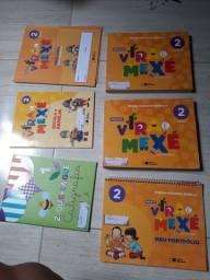 Livros semi novos infantil 1