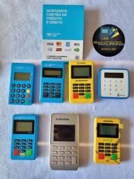 Título do anúncio: Máquinas de cartão, vários modelos disponíveis