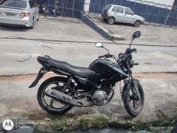 Vendo moto Yamaha factor 125 ano 2016