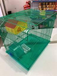 Título do anúncio: Gaiola hamster 3 andares