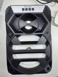Título do anúncio: Caixa de som MS-333BT