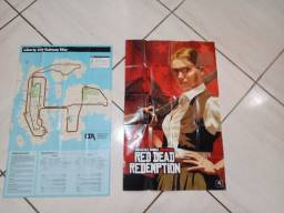 MAPA DE RED DEAD REDEMPTION E GTA 4!!