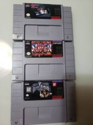 Fita-cartucho de Super Nintendo