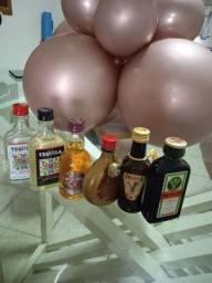 Mini bebidas
