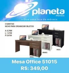 Título do anúncio: Mesa Office para escritório frete grátis