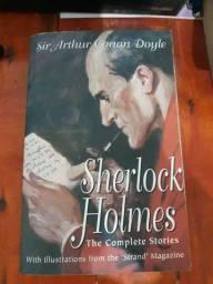 Livro Sherlock Holmes  Histórias completas