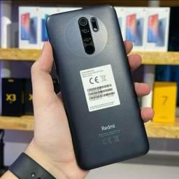 Promoção Xiaomi Redmi 9 64gb 4ram