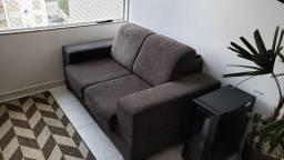 Sofa retrátil 2 lugares