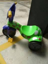 Tonquinha para crianças