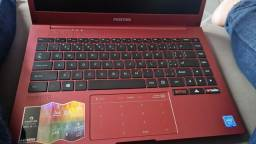 Notebook positivo motion red Q 232B