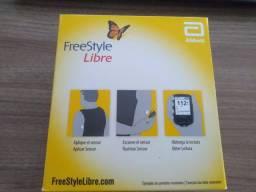 Leitor de glicose Libre