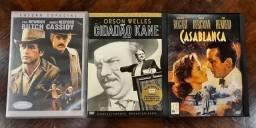 Coleção DVDs de Filmes Clássicos