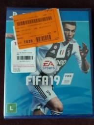 Fifa 19 para PS4 - Novo