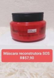 Máscara SOS Reconstrutora