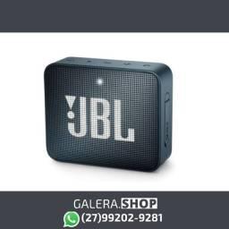 Caixa de Som Portátil Go 2 Black JBL com Bluetooth