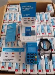 Título do anúncio: Maquininha de Cartão Point Mini com NFC