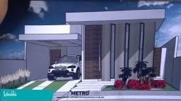 Construção de casa em Condomínio fechado próximo ao Centro de Petrolina