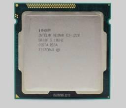 Processador XEON E3 1220 socket 1155