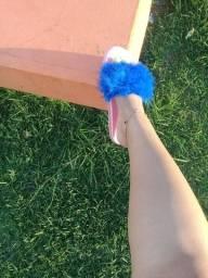 Sandália slide APENAS AS CORES DAS FOTOS