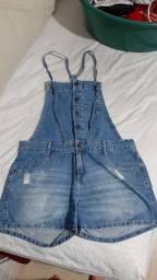 Título do anúncio: Macaquinho jeans