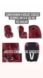 Cadeirinha de bebê para automóveis