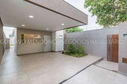 Belíssima casa nova e no asfalto no Jardim Itatiaia - Próximo av. 3 barras!