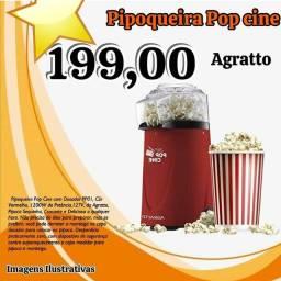 Pipoqueira elétrica Pop Cine