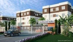 Alugo apartamento com 2 dormitórios no Condomínio Clube Dallas em Campo Largo