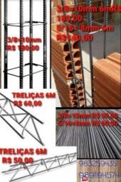 Colunas de ferro