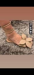 Dia dos namorados chegando , e qua tal uma sandália ?
