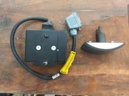Berço da prensa de Bones Metalnox para sublimação, 220 volts, semi nova.