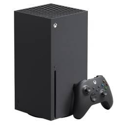 Título do anúncio: [Novo] Console Xbox Series X