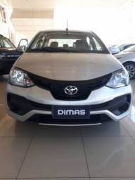 Toyota Etios Sedan X 1.5 At 2020