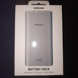 Carregador portátil Samsung 10.000 mAh