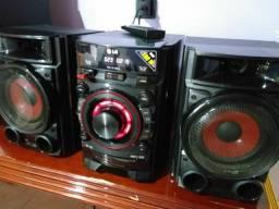 Som,Mini system,LG XBOOM,180w,Semi Novo!2usb,cd,aux C/Controle,Aceito-proposta!