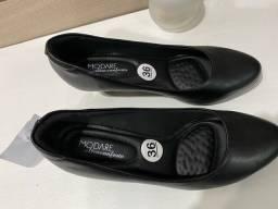 Sapato Modare NOVO tam 36