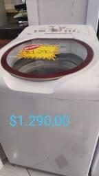 Máquina de lavar seminova chame no zap ou ligue não permaneço na conta