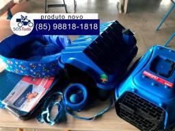 kit pet azul lindo *